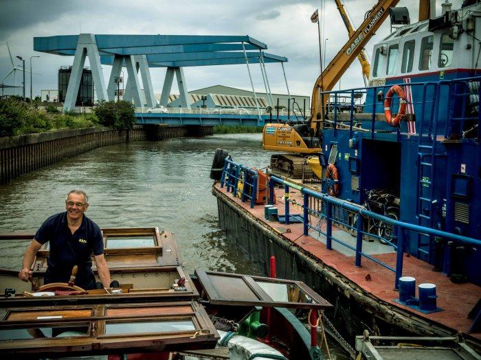 Syntan down the Hull 21.07.2017 21