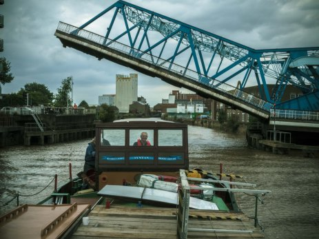 Syntan river journey - Wilmington to Drypool