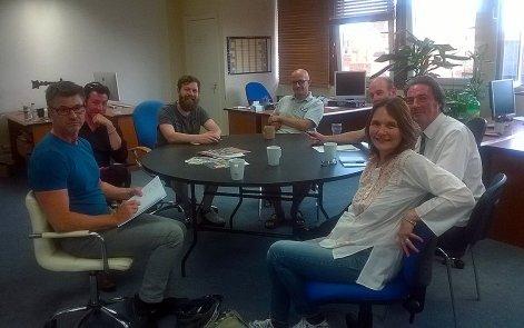 Humber Film meeting