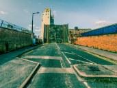 Scott Street Bridge from Jenning Street