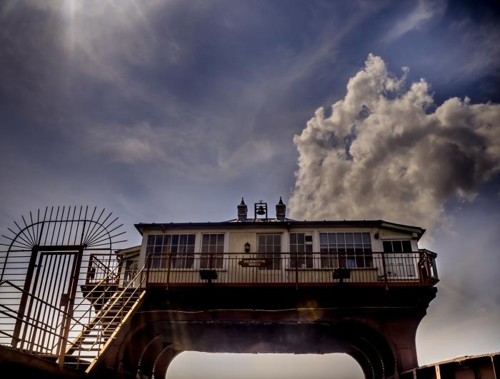 Wilmington Bridge - Open Bridges copyright Richard Duffy-Howard