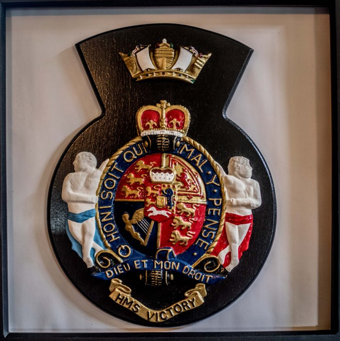 HMS Pickle HMS Victory
