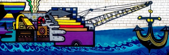 Lime Street Graf Art
