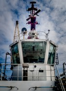 SMS Towage Englishman photograph by Richard Duffy-Howard