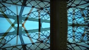 Still from Open Bridges Film