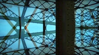 Still from Open Bridges Film