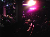 Packed house at Kardomah94