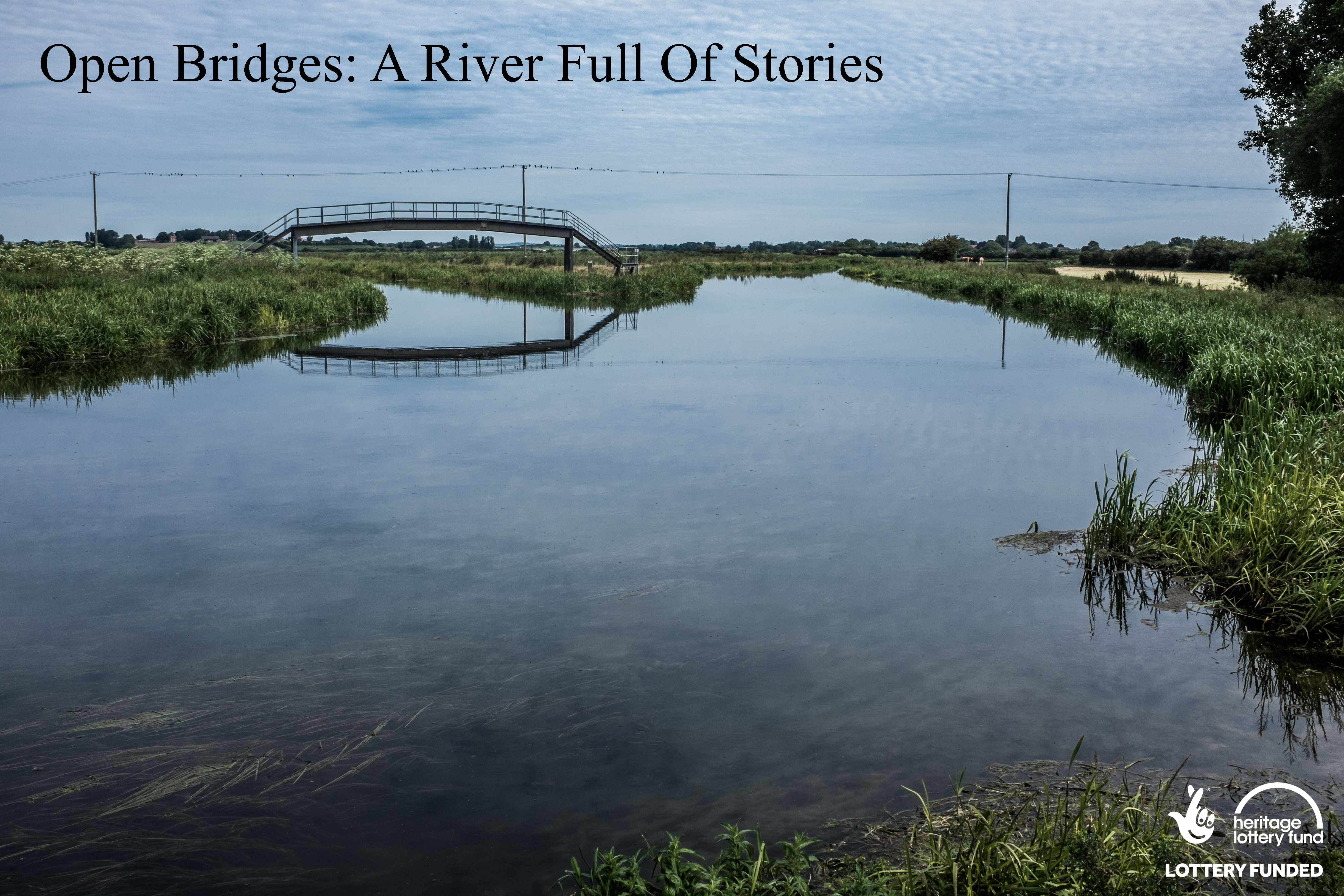 A River Full Of Stories