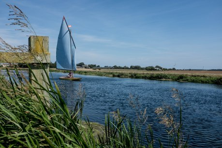 Brigham scow from Rotsea on the Hull photos by Rich