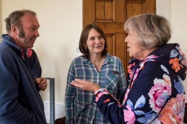 John, Lou, Janet. Open Bridges: A River Full of Stories