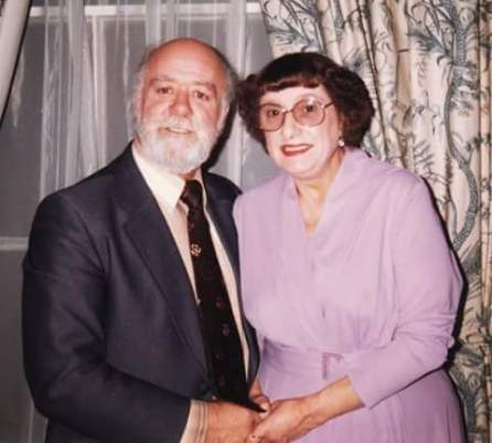 Charles and Joan Bateman 1980s