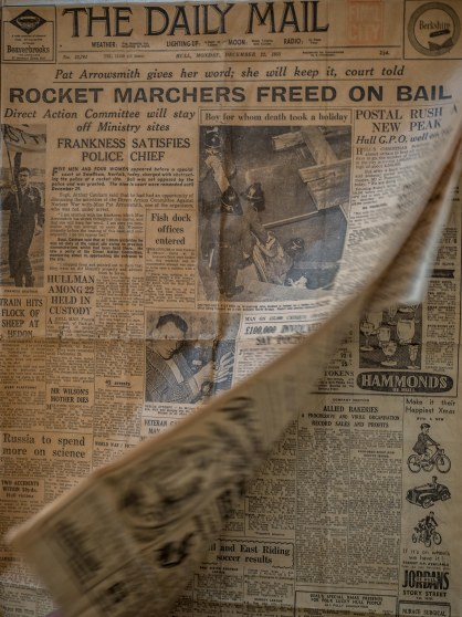 Hull Daily Mail 22.12.1958