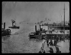 Victoria Pier 1895