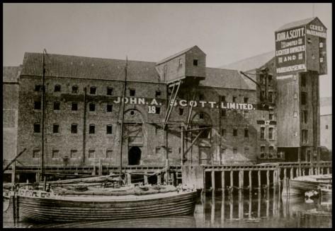 Scott's 18 & 17, 1900