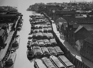 Taken from Rank's Mill 7th May 1959