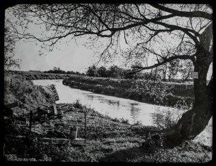 The River Hull at Weel