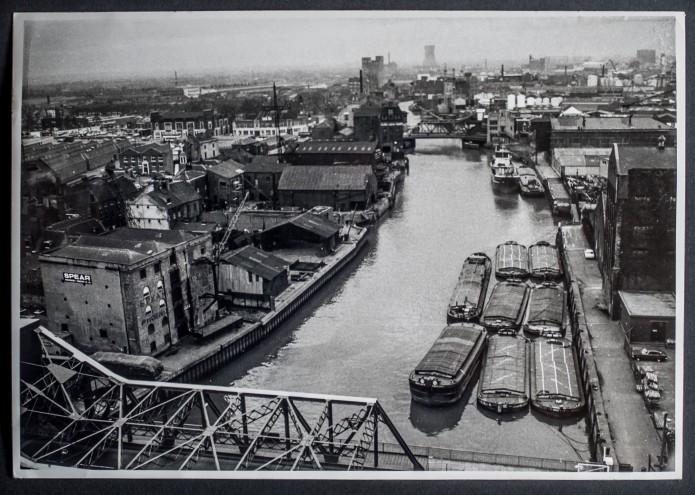North to North Bridge 7th February 1975