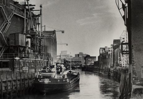 taken from Scott Street Bridge July 8th 1976