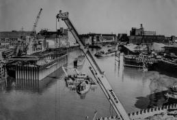 September building Myton Bridge