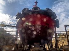 SMS Scotsman photo by Richard Duffy-Howard Dry Dock, Hull. 02.10.2017