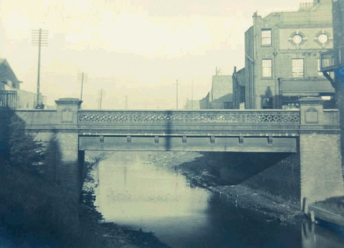 Foredyke Stream Bridge, Cleveland Street