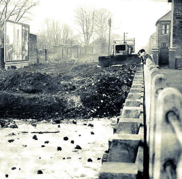 HDM Cottingham drain