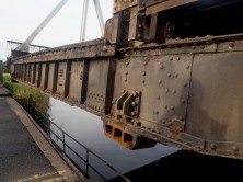 Sutton Road Bridge, opens, or closes