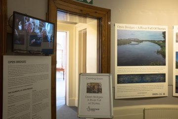 Exhibition in Hull Maritime Museum