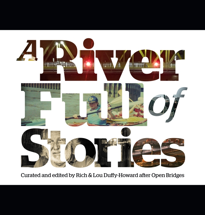 River Full Of Stories dust cover.indd
