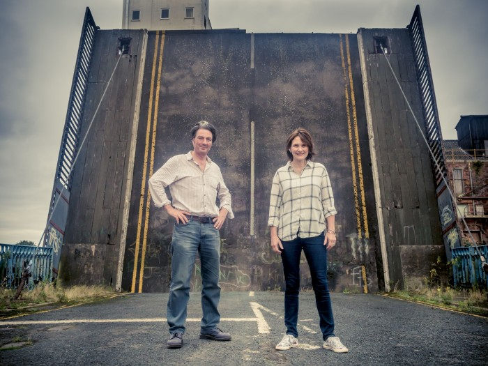 Rich and Lou Duffy-Howard