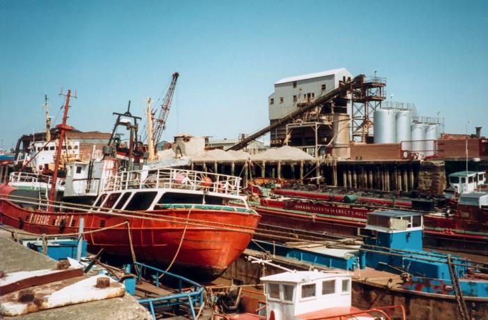 Old Harbour 1993 Ian Halstead