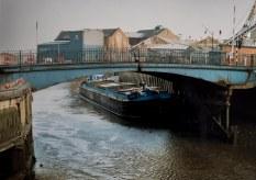 Scott Street Bridge early 1990s