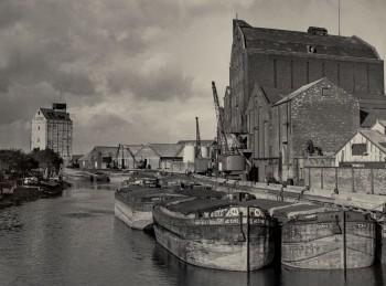 From Stoneferry Bridge 1970