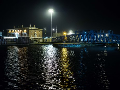 The Lowther and Aire Street Bridge