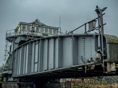 Selby Railway Swing Bridge