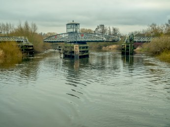 Cawood Swing Bridge