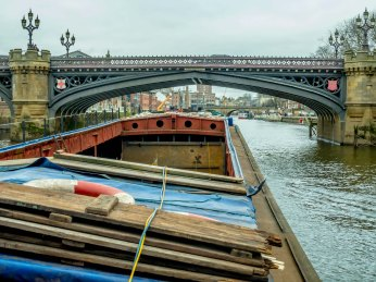 George Dyson and Skeldergate Bridge